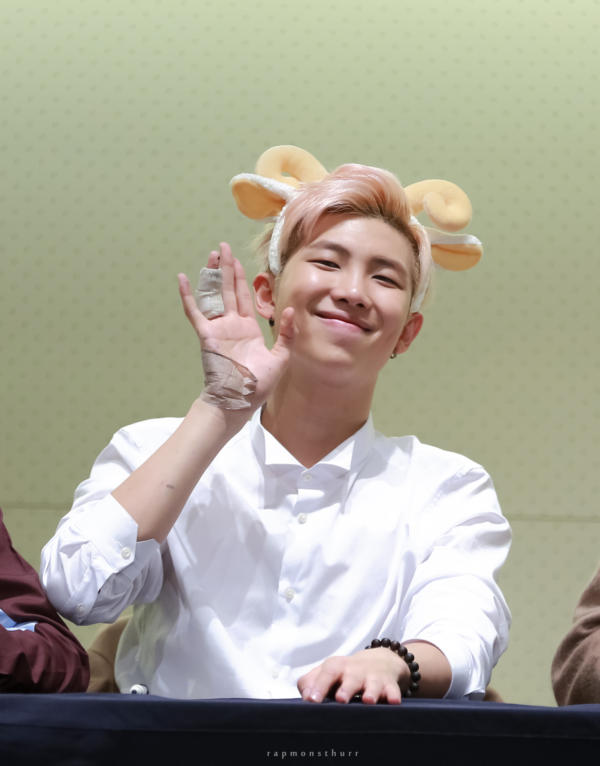 4 - Rapmonster of BTS